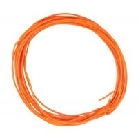 FALLER 163789 Vezeték 0,04 mm², narancs, 10 m