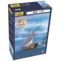 Heller 56815 NINA Vitorlás hajó