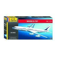 Heller 80452 Boeing B-707 A.F. Utasszállító repülő