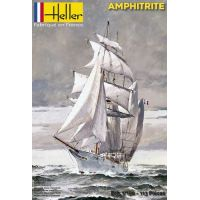 Heller 80610 Amphitrite Vitorlás hajó makett