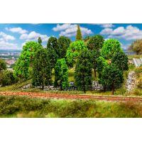 FALLER 181524 Lombhullató fák, 7,5-10 cm, 15 db
