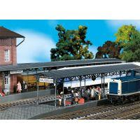 Faller 120204 Vasúti peronok Waldbrunn állomáshoz