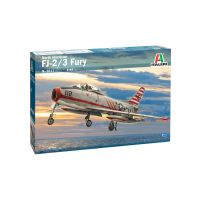 Italeri 2811 FJ-2/3 Fury replülőgép makett