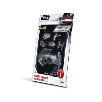 Revell 01102 Revell Star Wars Darth Vader TIE Vadász Easy-click