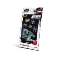 Revell 01103 Revell Star Wars TIE Interceptor Easy-click