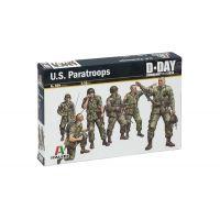 Italeri 309 U.S. PARATROOPS