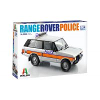 3661 ITALERI Police Range Rover