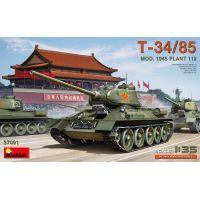 MiniArt 37091 T-34/85 Mod. 1945 Plant 112
