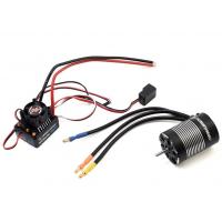 Hobbywing EZRun MAX10 Brushless ESC/ 3300kV 3652SL Motor Combo (3300kV)