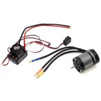 Hobbywing EZRun MAX10 Brushless Szabályzó / 4000kV 3652SL Motor Combo