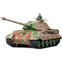 King Tiger RC Tank