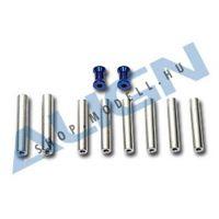 450V2 Aluminum Tube / Dark Blu