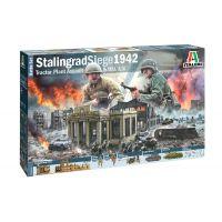 6193S ITALERI Sztálingrád ostroma 1942 - Dioráma szett 1:72