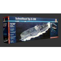 Italeri 5603 SCHNELLBOOT TYP S-100 PRM EDITION