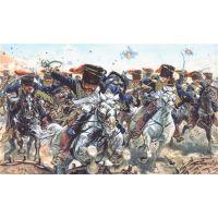 Italeri 6052 Brit huszárok
