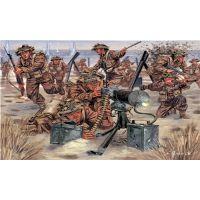 Italeri 6056 Angol gyalogság WWII