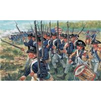Italeri 6060 Amerikai gyalogság