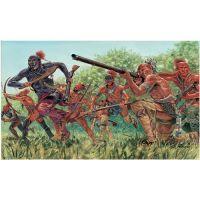 ITALERI 6061 Indian warriors