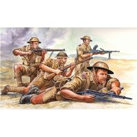 Italeri 6077 British 8th Army
