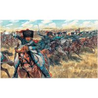ITALERI 6080 French Light Cavalry-Napoleoni