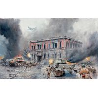 Italeri 6112 Battle of Berlin
