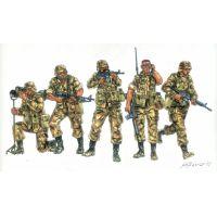 Italeri 6168 Amerikai gyalogság 90-es évek