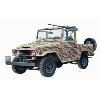 Italeri 6352 Armed Pick-up