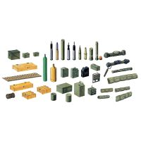 Italeri 6423 MODERN BATTLE ACCESSORIES