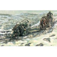 Italeri 6464 Ló vontatású géppuska