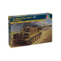 ITALERI 6507 Pz. Kpfw. VI TIGER I Ausf. E