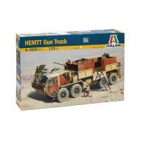 ITALERI 6510 M985 HEMTT Gun Truck