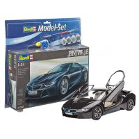BMW i8 makett, Revell 67008