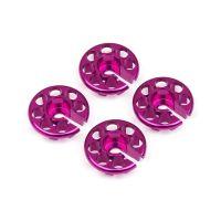 Hotbodies 68287 Aluminium rugó tányér(lila)