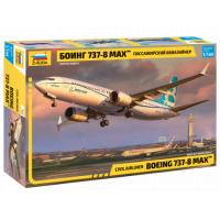 7026 ZVEZDA Boeing 737-800 MAX 1/144