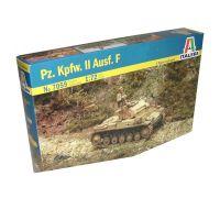 Italri 7059 Pz. Kpfw. II. Ausf. F Tank