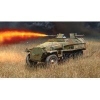 Italeri 7067 Sd. Kfz. 251/16 Lángszórós jármű