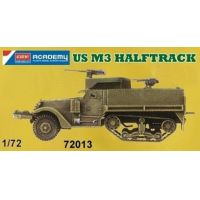 Academy 72013 1/72 US M3 HALFTRACK