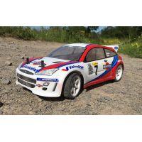 FORD FOCUS WRC  200mm festetlen karosszéria