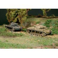 Italeri 7507 Pz. Kpfw. III. Ausf. J Harcjármű