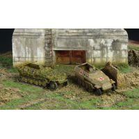 Italeri 7516 Sd.Kfz.251/1 Ausf.C