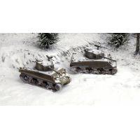 Italeri 7521 M4A3 76mm Harcjármű