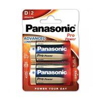 Panasonic 1,5V góliát elem - 2db