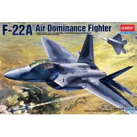 Academy 12423 F-22A AIR DOMINANCE FIGHTER