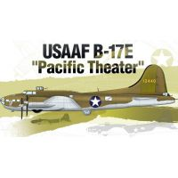 Academy USAAF B-17 Pacific Theatre