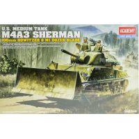 M4A3 105mm Sherman w/Dozer Blade