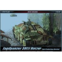 Jagdpanzer 38t Hetzer late version