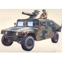 M966 Tow missile Carrier Academy 1:35