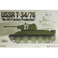 Academy USSR T34/76