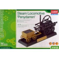 STEAM LOCOMOTIVE PENYDARREN