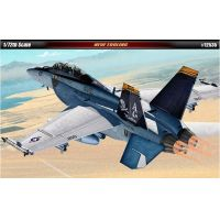 Academy 12535 F/A-18F Jolly Rogers easy kit